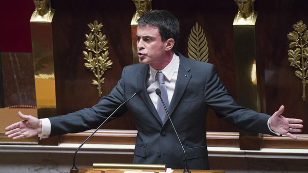 French Prime Minister Manuel Valls' comments come amid growing concern that ISIS has established a foothold in Libya.