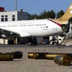 Rockets fired on Libya's Labraq airport