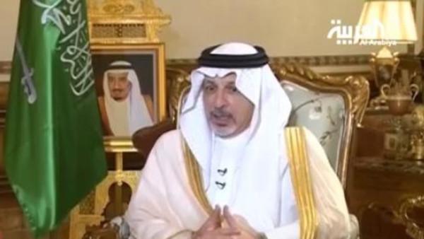 Saudi Arabia's Ambassador to Egypt Ahmad Qattan speaks to Al Arabiya's Randa Abul Azm in Cairo.