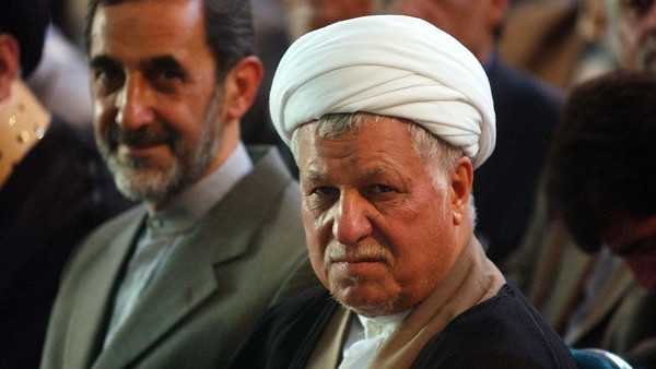 The son of Iran's former President Akbar Hashemi Rafsanjani has been sentenced to 15 years in jail after being tried for security offences and financial crimes.