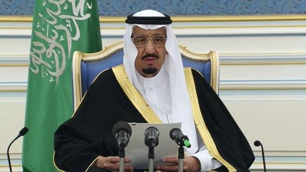 King Salman bin Abdulaziz outlines on Tuesday his domestic and foreign policy agenda in a televised speech.