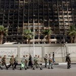 Egypt to demolish headquarters of Mubarak's old party