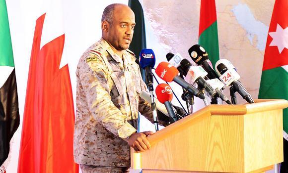 Brig. Gen. Ahmad Al-Assiri. (SPA)