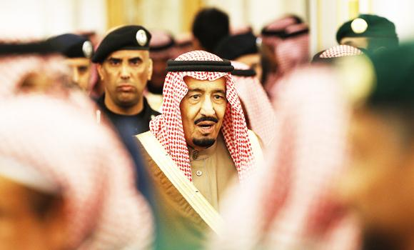 Custodian of the Two Holy Mosques King Salman. (SPA)