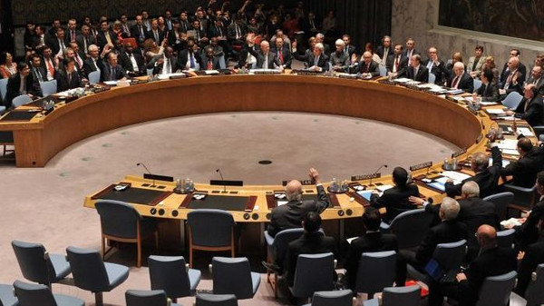 U.N. Security Council member New Zealand is working on a draft resolution to revive long-stalled peace talks between Israel and the Palestinians.