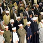 Unified prayer held in Baghdad after violence