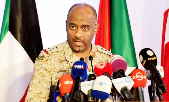 Brig. Gen. Ahmed Al-Assiri