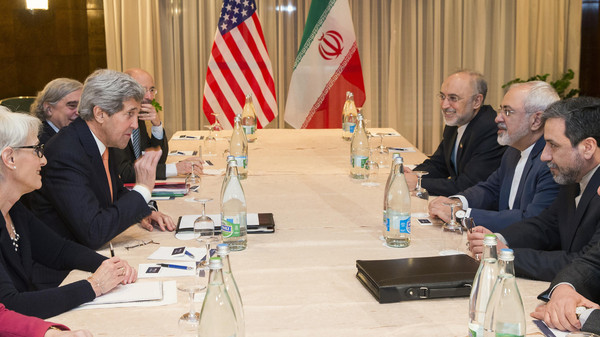 Negotiations seeking a definitive accord on Iran's nuclear programme will resume on May 12 in Vienna.