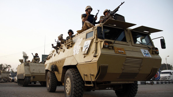 Egypt authorized a 40-day mandate on March 26, which the defense ministry had to be renewed before its expiration, the statement from the cabinet said.