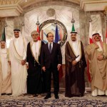 Hollande: France, GCC working on Mideast security