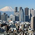 Strong earthquake shakes buildings in Tokyo