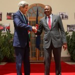 Kerry visits Somalia in first such trip for a secretary of state