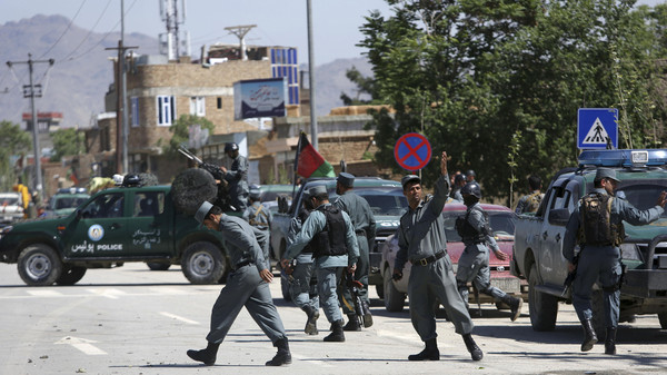 Details about exactly how many people were held at Kabul's Park Palace Hotel remained unclear into the night.