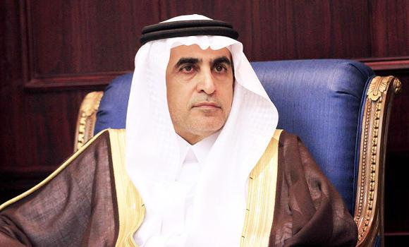 Minister of Education Azzam Al-Dakhil.