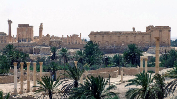 Palmyra, also known as Tadmur, is home to a UNESCO World Heritage site.