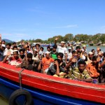 Malaysia turns away boat with more than 500 migrants