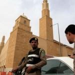 Saudi police say officer shot dead in capital