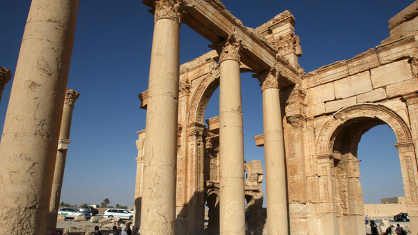 Militants executed at least 217 people, including civilians, in and around the ancient Syrian city of Palmyra in the last nine days.