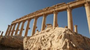 The historical city of Palmyra