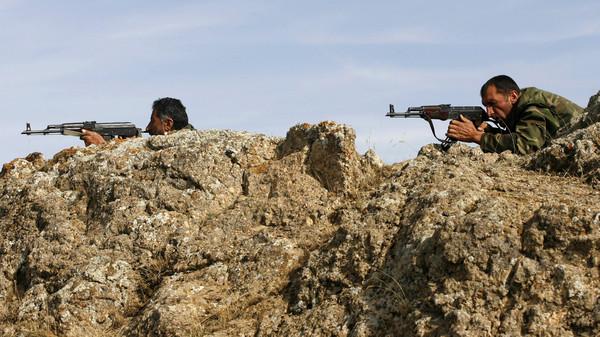 TURKEY IRAQ KURDS