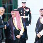 Saudi leaders impress Obama