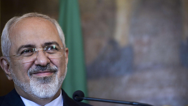 "Zarif said he hoped that ""relations between the Islamic Republic of Iran and the Saudi monarchy will develop."""