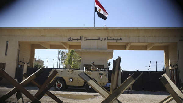 Restrictions across the border have been tight since the 2013 overthrow in Cairo of Islamist president Mohammed Mursi.