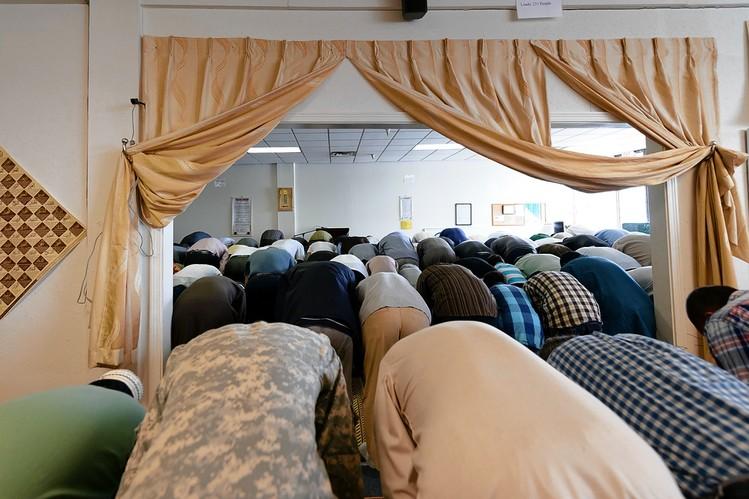 Mosque in Alaska