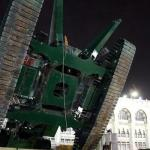 Crane crash: Identifying the dead a difficult task