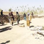 Afghans flee as Taliban threaten southern city