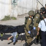 Two Palestinians shot 'trying to stab' Israeli police