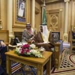KSA, US discuss ways to end ME crises