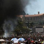 South Africa's Zuma scraps university fee hikes in face of protests