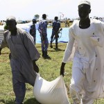 Sudan begins releasing blocked supplies for Darfur peacekeepers