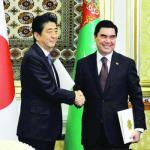 Japan, Turkmenistan sign $18bn energy deals
