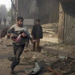 Syrian rebel group says studying local ceasefire proposal