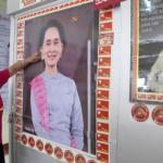 Leaders laud Myanmar polls as Suu Kyi secures majority