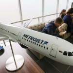 Heat detected around Russian jet before crash
