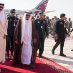 Saudi King calls for fight against terrorism