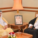 Kingdom, Oman discuss Yemen, Syria