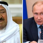 Emir of Kuwait to meet Putin in Russia next week