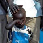 'Children massacred' in South Sudan battles