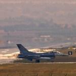 Turkish jets hit Kurdish targets in northern Iraq