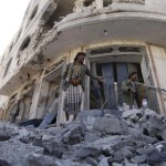 Dozens of Houthis killed in major offensive