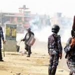 Nepal protester killed in constitutional crisis clash