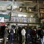 At least 48 killed in attacks in Iraqi capital