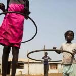 Over 200,000 S. Sudanese sheltering from war inside U.N. bases