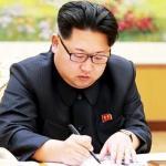 North Korea demands halt to military exercise, peace treaty