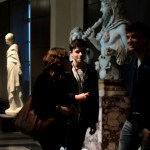 Italy covers up nude statues for Iran president