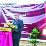Lankan expats mark Sirisena's 1 year in power
